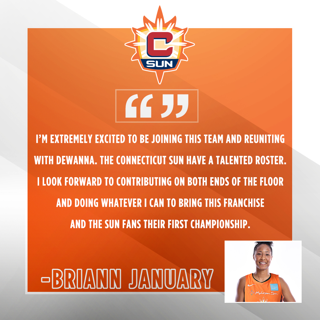 One thing is on @BriannJanuary's mind. WINNING.