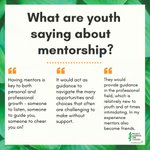 Image for the Tweet beginning: #Mentorship is important for every
