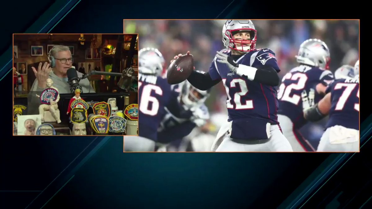 Would Tom Brady really be worth $100 million to a QB desperate team? DP and The Danettes discuss: