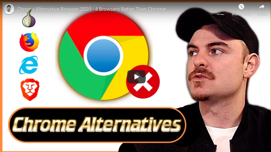 Chrome Alternative Browser 2020 – 4 Browsers Better Than Chrome! https://trybe.one/chrome-alternative-browser-2020-4-browsers-better-than-chrome…pic.twitter.com/XeRaFBXpb6