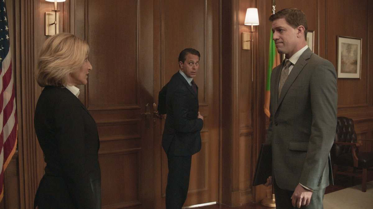 Political pressures, high-powered Hollywood connections, and a ticking clock. Wrapping up a case is easier said than done.   The latest episode of #Tommy is now streaming on  @CBSAllAccess.