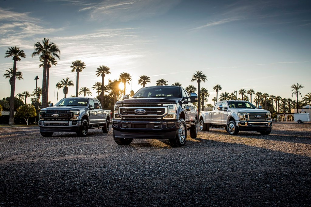 Driven: 2020 Ford Super Duty Pickup Trucks, Tow and Go Anywhere @Ford #FSeries #F250 #F350 #F450 #trailering #offroad #pickuptruck #pickup #truck #heavyduty #superduty