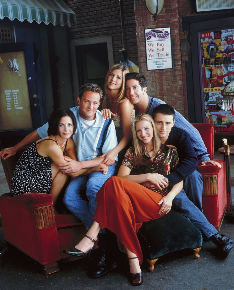 The Friends cast set to reunite for exclusive HBO Max Special 👏👏👏👏 #FriendsReunion http://bit.ly/FriendsCast