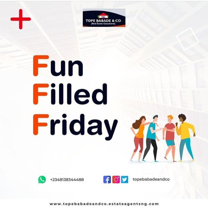 Hope you had a fun-filled Friday?  #friday #fun #bae #boo #family #home #movies #vigil #RealEstate #realestateagent #realestateforsale #realestatelawyer #realestateguru #RealEstateNigeria #realestateinvestor #realestateadvisory #Lagos #Nigeria #ogun #land #house #invest