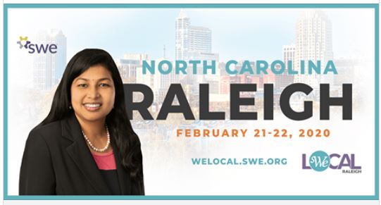 Xylem is at the #WELocal event in Raleigh and look forward to a weekend of networking and insights from the talented women engineers and technologists...