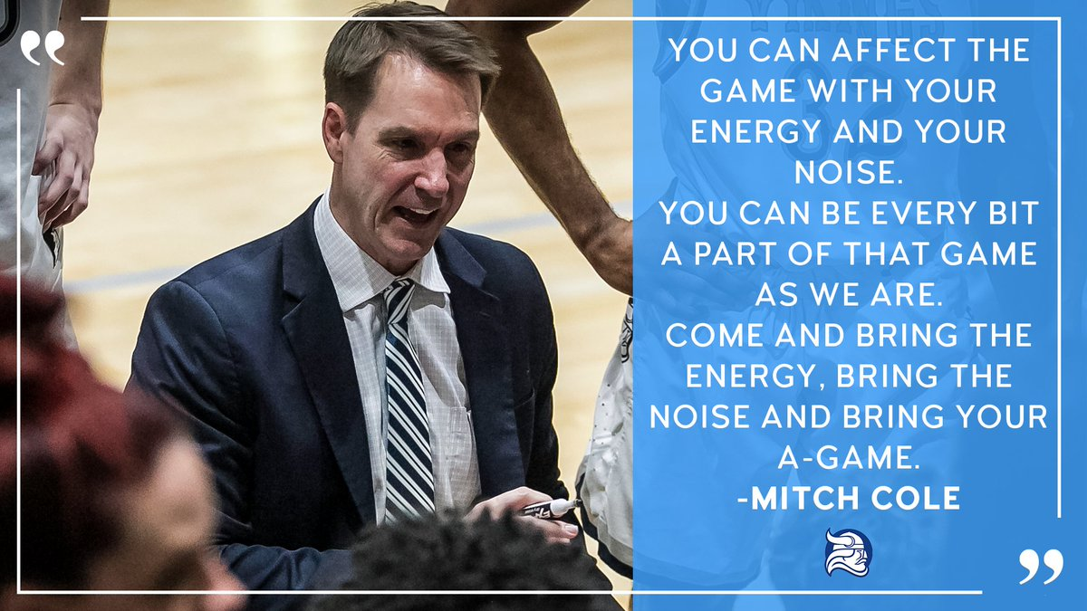.@CoachMitchCole has a message for the @berrycollege faithful.   Sunday, Feb. 23  3:00 PM  Sewanee Tigers  First SAA Tournament game in Cage history  #WeAllRow #d3hoopspic.twitter.com/3qnfVlq3i3