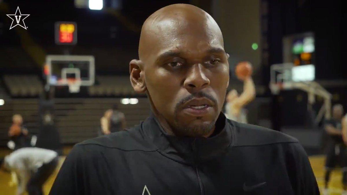 .@jerrystackhouse previews Vanderbilt's game with Georgia on Saturday. #StackhouseEra | #AnchorDown