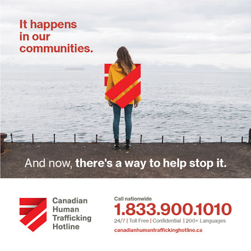 Great work being done by @thecanadiancntr through this hotline!   #HumanTraffickingAwarenessDay #HumanTrafficking @TorontoPolicepic.twitter.com/umbVEgpylC