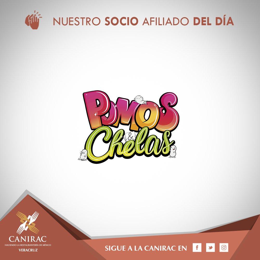 Recuerda que en éstas fechas de Carnaval un excelente lugara para continuar el ambiente es con nuestro socio del día #Pomos&Chelas. 🤗😎¡Felicidades!  #SocioCanirac #Pomosychelas #Restaurantes #Carnaval #afterveracruz #CaniracVeracruz