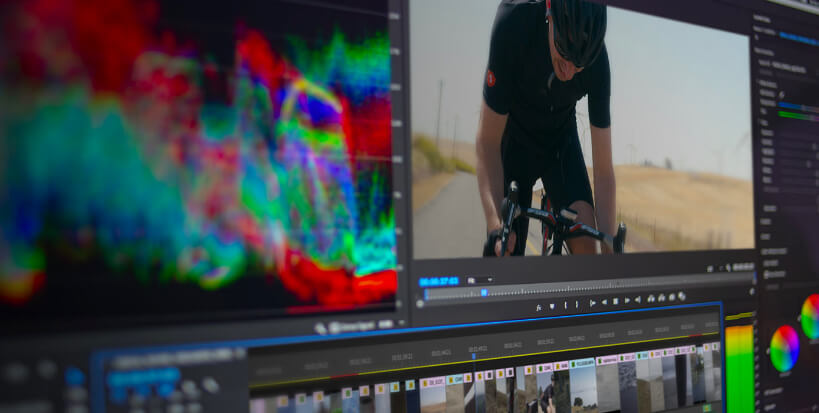 From establishing shot to compiling end credits check out these fundamental tips & techniques to achieve help bring your cinematic vision to life using @AdobePremiere: https://adobe.ly/2vVWUqkpic.twitter.com/eRcryRIG8M