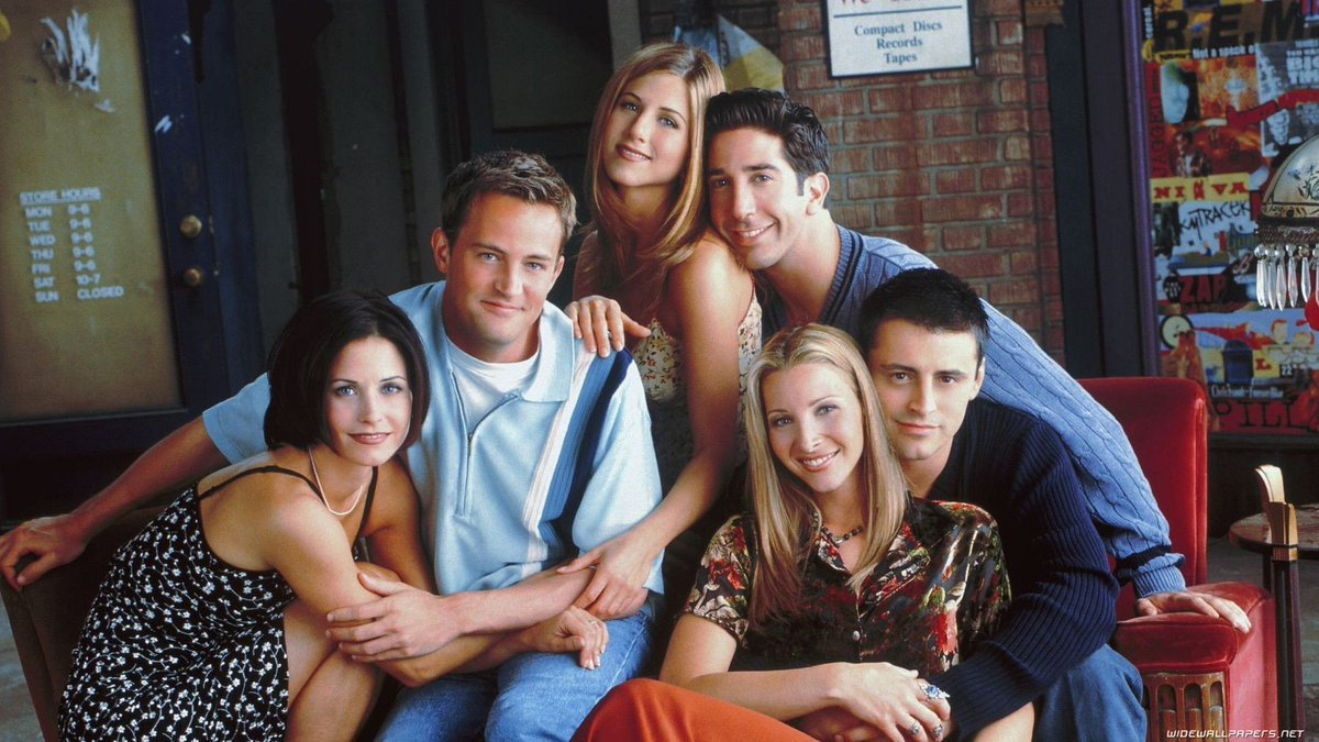 HBO Max has announced that the Friends cast will FINALLY reunite for a special episode.