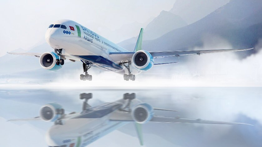 Vietnamese start-up Bamboo Airways confirmed being in talks with Boeing on 12 of its newest widebody twinjets 777X  @bambooairways #Vietnam #boeing777x #Boeing #aircraft #aviation #airline #Travel