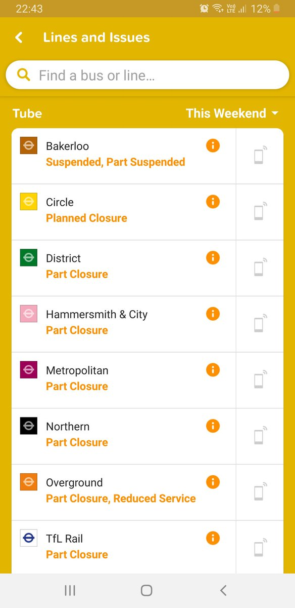 @TfL We work our ass off all week! Then come the weekend Most tubes aren't running once again!! Buses are a joke too!!! #shambles #London #SadiqKhan #Travel #tubes #buses #TFL