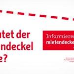 Image for the Tweet beginning: Das Gesetz zur Mietenbegrenzung im