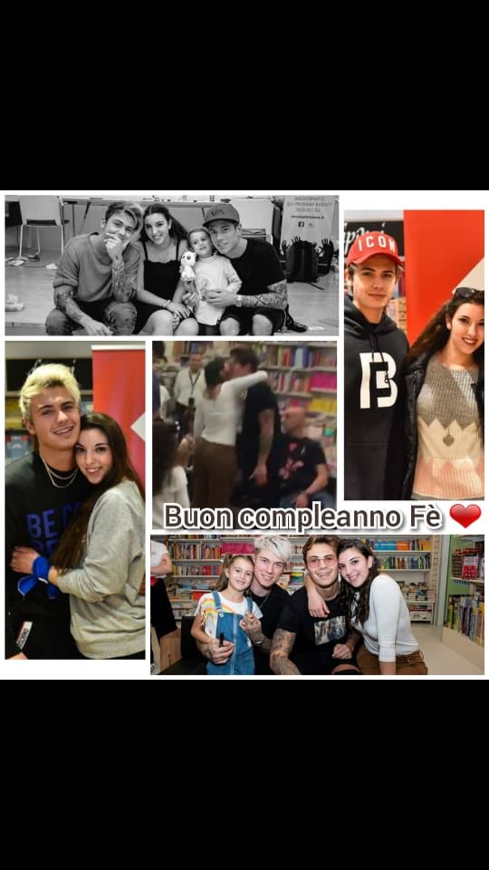 #BuonCompleannoFede