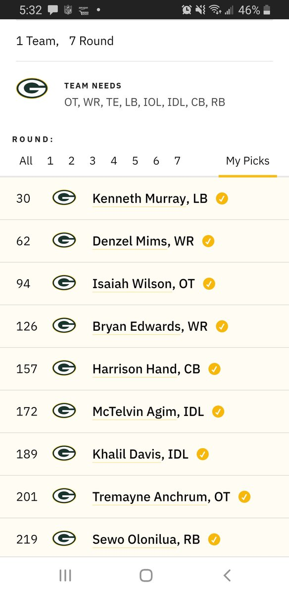 Here we go, I'd be down with this. #GoPackGo <br>http://pic.twitter.com/UdLg7Ou2A6