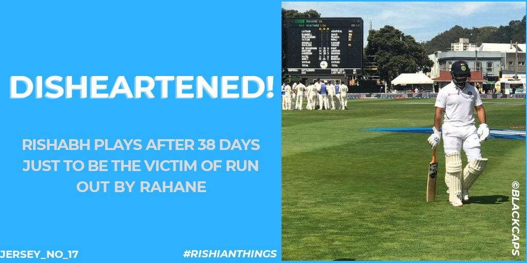 Did we wake up just to abuse Rahane? . . . . . #rishabpant #ravishastri #rishian #rishabh #rishians #rishabhpant #rishianthings #NZvIND #WTC #worldtestchampionship<br>http://pic.twitter.com/KlNfJJuT0E