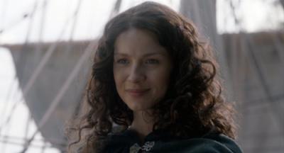 CAITRIONA BALFE #CaitrionaBalfe  as Claire Elizabeth Beauchamp Randall Fraser
