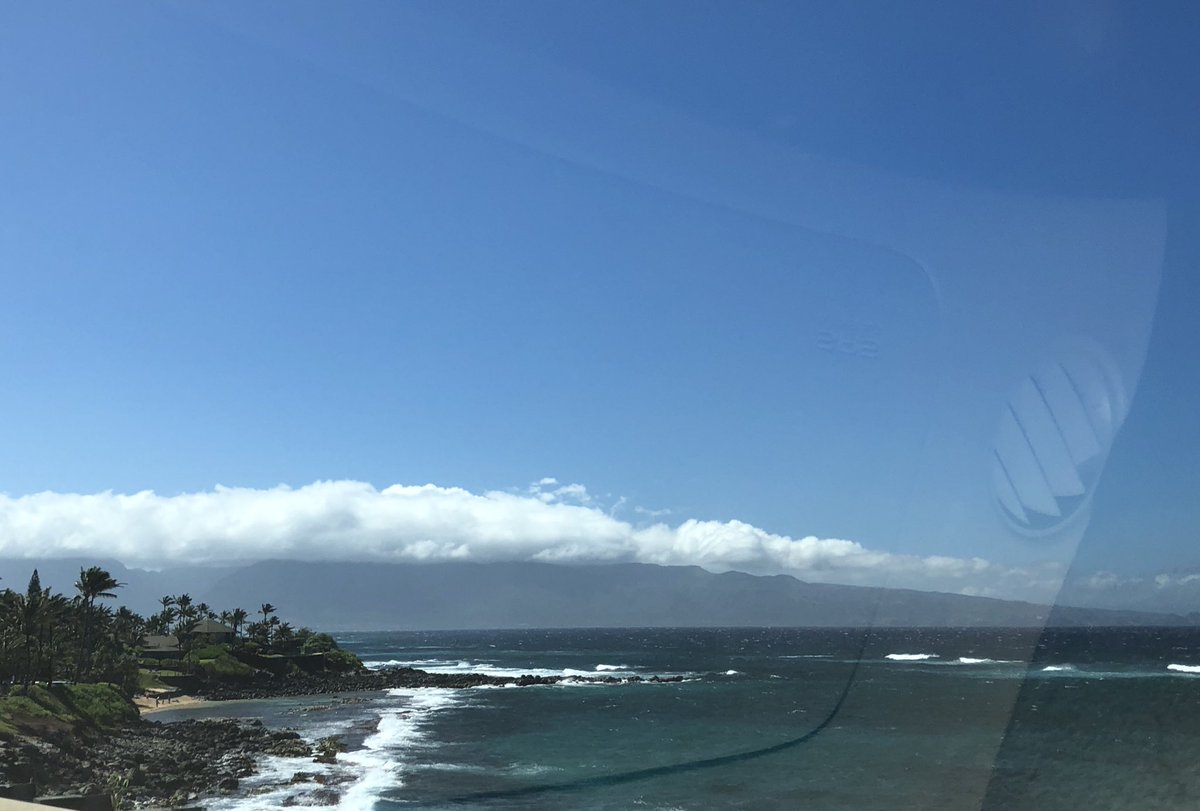 test Twitter Media - Windy with blue skies on the North Shore. #CMWeather #Maui #ConsciousMaui #NorthShore #Mauinokaoi #AlohaFriday https://t.co/FVLaeL7pce