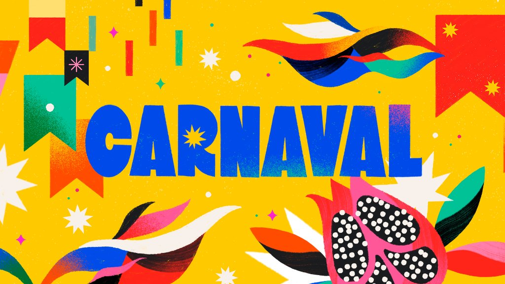 Celebrate Brazil's biggest party with exclusive playlists curated by special guests bringing you the best of #Carnaval. 🔥Listen now: http://apple.co/Carnaval2020