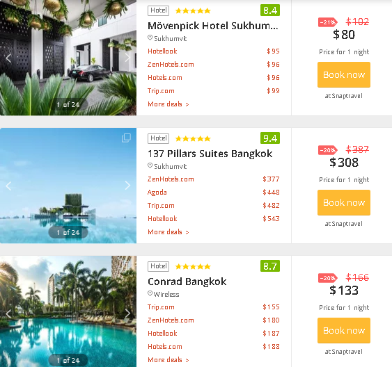Get the best #deals for #Hotel, #CarRental, #Ticket, #Travel, #Flight, and everything else. 🔔 Follow   Get amazing #hotels and the #hugeroom rate #discounts. Act now.   #cheapflights #holidaytravel #besttraveldeals #Bangkok #Thailand