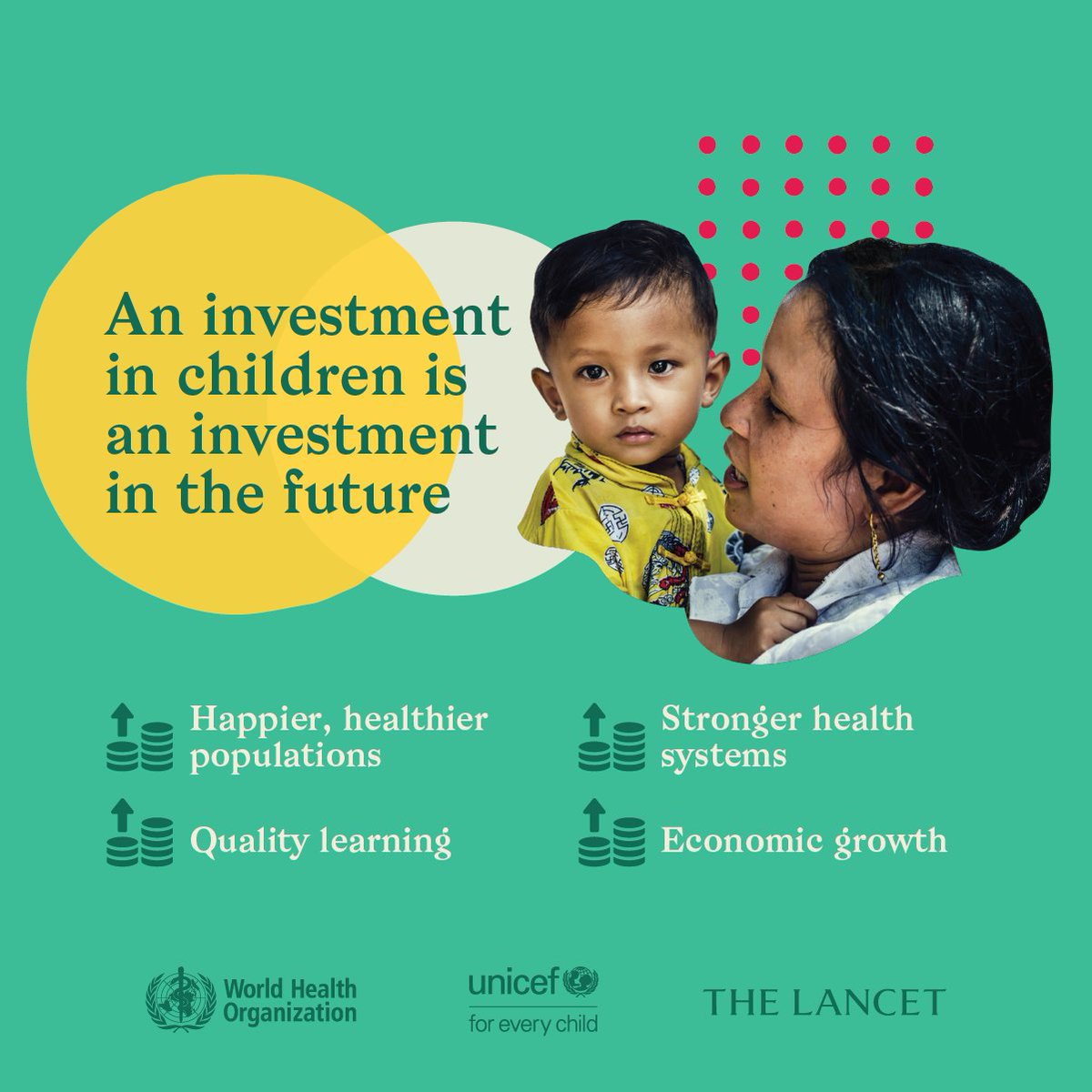 To build a future that prioritizes #HealthForAll , we need to put children at the center.  https://gates.ly/39T7Nbd