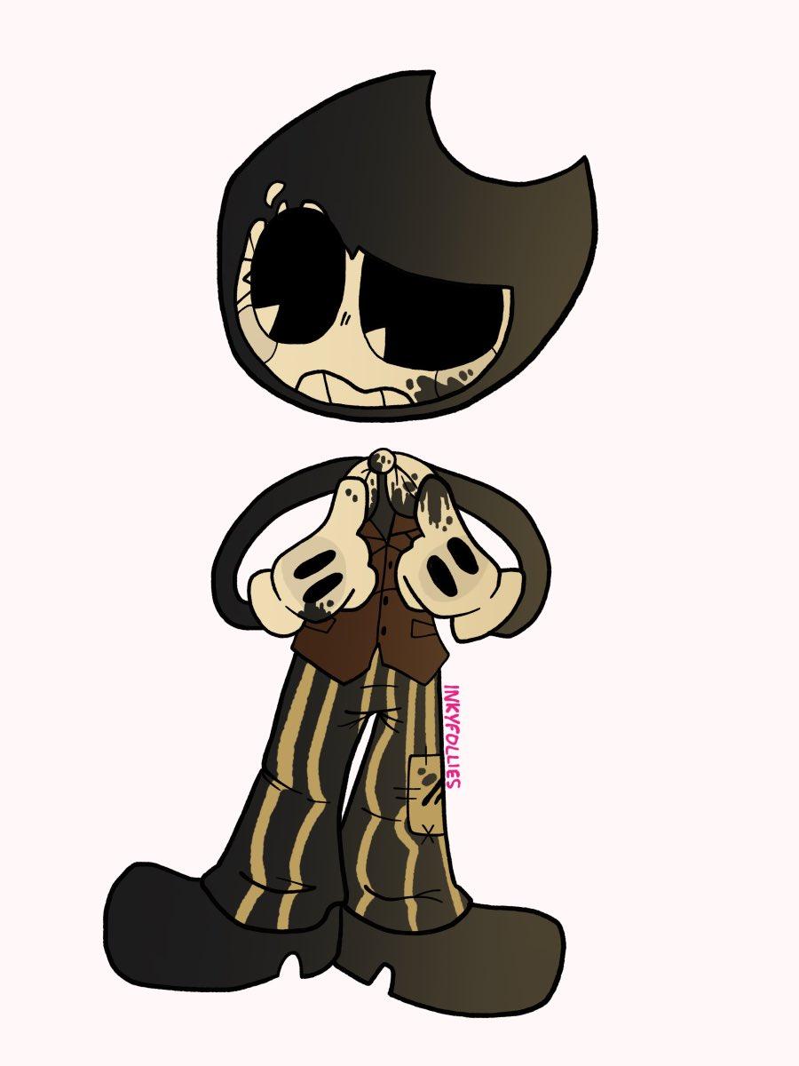 Dapper fella I never posted before for some reason I love him sm -#BATIM/#BATDR/#BENDY <br>http://pic.twitter.com/AUGCMBqvsZ