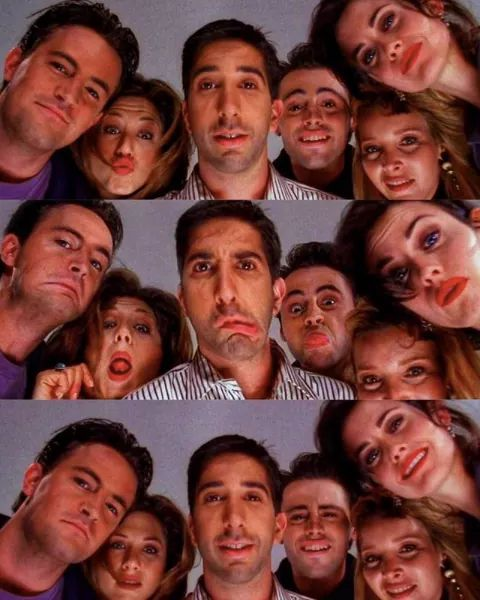 #FriendsReunion
