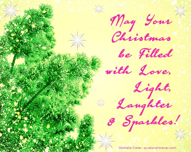 May Your #Christmas be Filled with Love, Light, Laughter & Sparkle! - <br>http://pic.twitter.com/WkWaqYVyBX