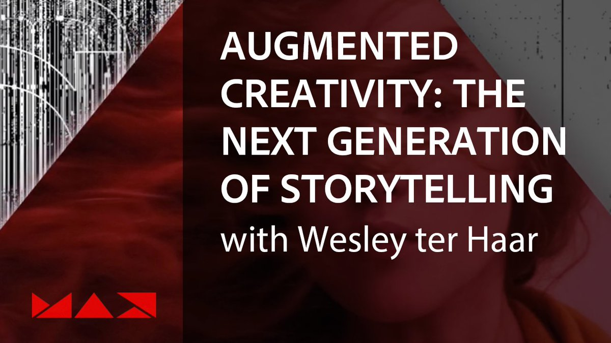 Join @MediaMonks COO, Wesley ter Haar, for an insightful #AdobeMAX session exploring the growing role of AI and AR in creative storytelling and tips for delivering memorable messages: http://bit.ly/2vNwM0Spic.twitter.com/5lziLGXr1o