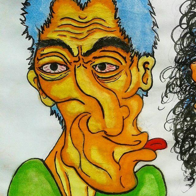Brisa ensimesmada.  #arte #artwork #desenho #drawing #freehanddrawing #desenhoamão #art #rabiscos #freedom #paintings #draw #dibujo #sonho #dream #high #freeyourself #sketch #sketchbook #ink #surrealism #illustration #potrait #acidart #paint #ilustração #instaart #trippyart …pic.twitter.com/Q1wYROmm0f