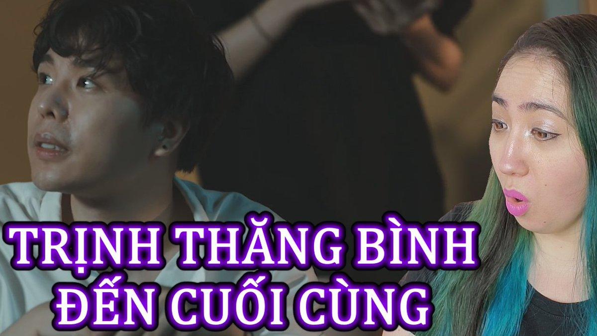 First Impression of ĐẾN CUỐI CÙNG | TRỊNH THĂNG BÌNH | Eonni88  https://youtu.be/qeZvCNiEtBQ  #AngelinaEonni88 #dencuoicung #trinhthangbinh pic.twitter.com/L6vJQPel5T