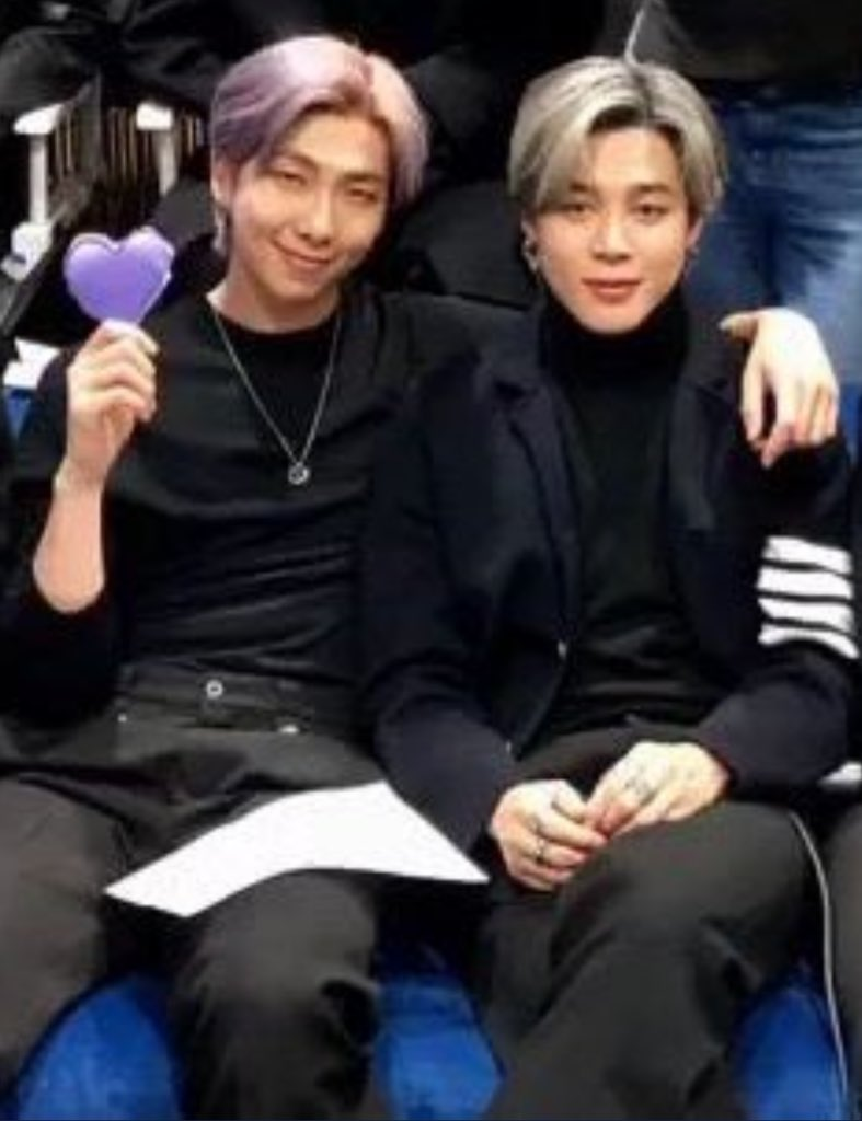 this is minjoon telling minjooners to keep hoping