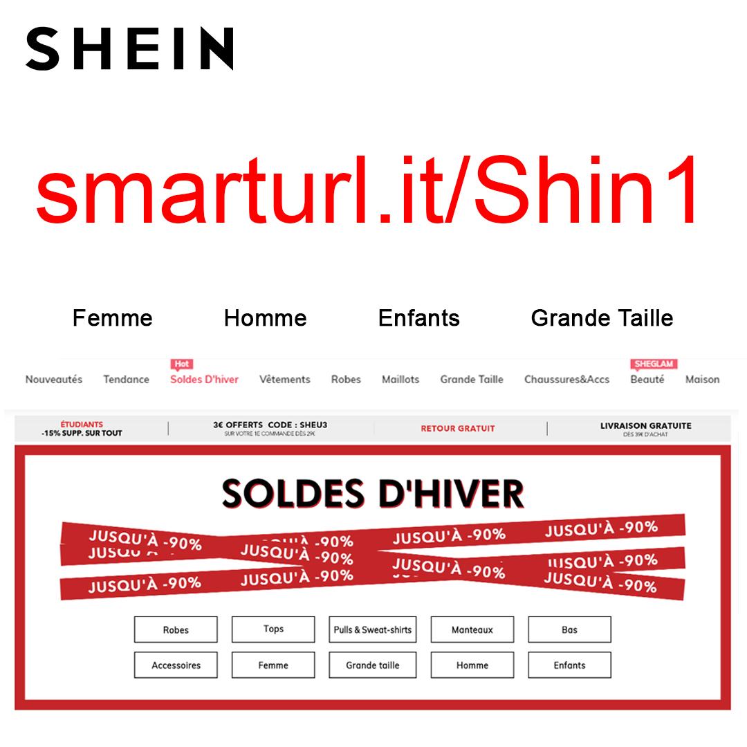 Meilleure mode et  Chaud Offres  Jusqu'à 80% pour vous de  Site Web SHEIN     De Link: https://smarturl.it/mamspic.twitter.com/HsLyD20EIW