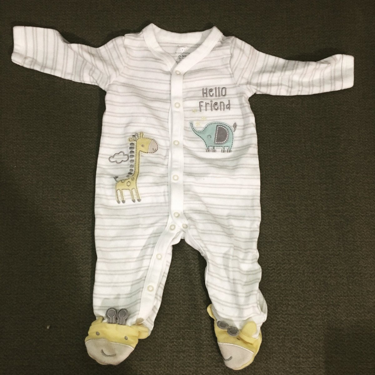 #BabyBox2 let's go home outfit! We outta here...