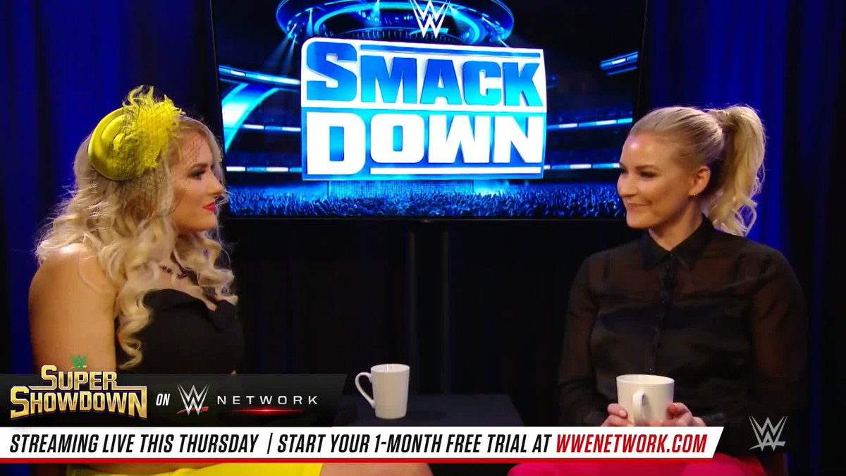 With a few setbacks now behind her, @LaceyEvansWWE looks forward to bouncing back strong at #WWEChamber. #SmackDown