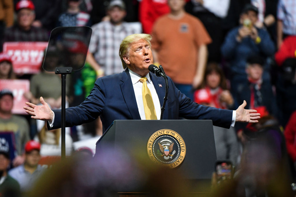Four great candidates for Intel chief, says President Donald Trump ow.ly/ev9y50ysWaC
