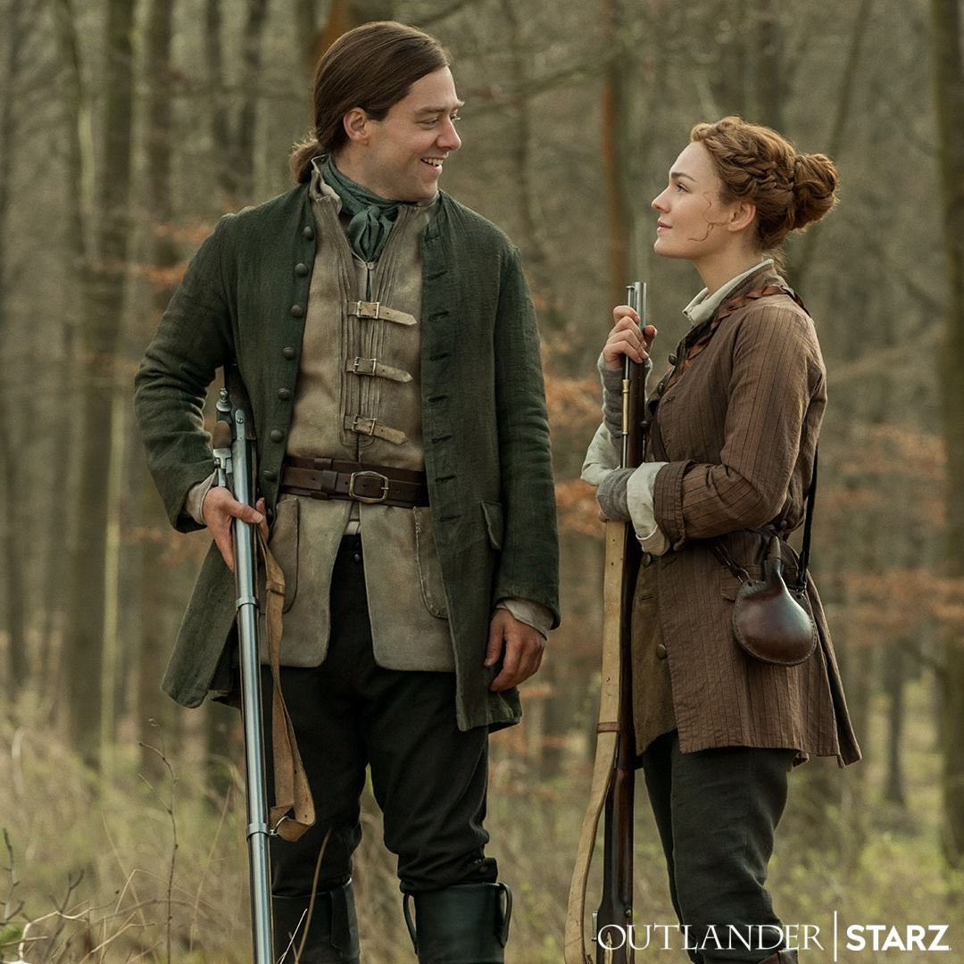 #TheMacKenzies are here on this week's #Outlander @Outlander_STARZ and the @STARZ App
