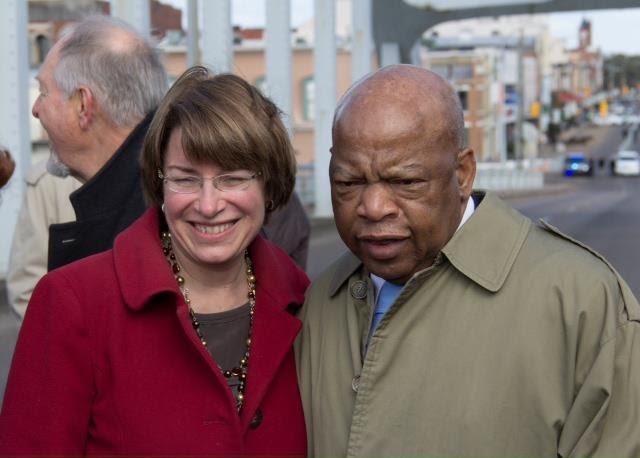 Happy 80th birthday to my friend, @RepJohnLewis! Your continued fight for equal protection and justice under the law for all Americans inspires me and our country every day.