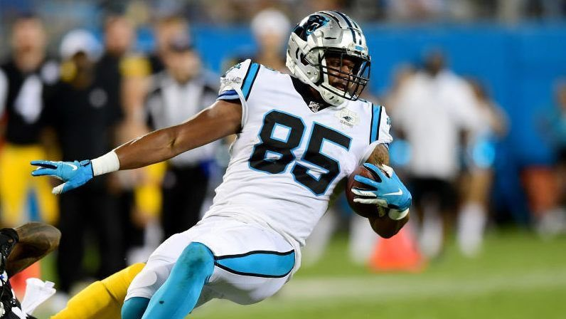 Panthers waive TE Marcus Baugh, per report. #NFL #Panthers<br>http://pic.twitter.com/KXCbCSXsxi