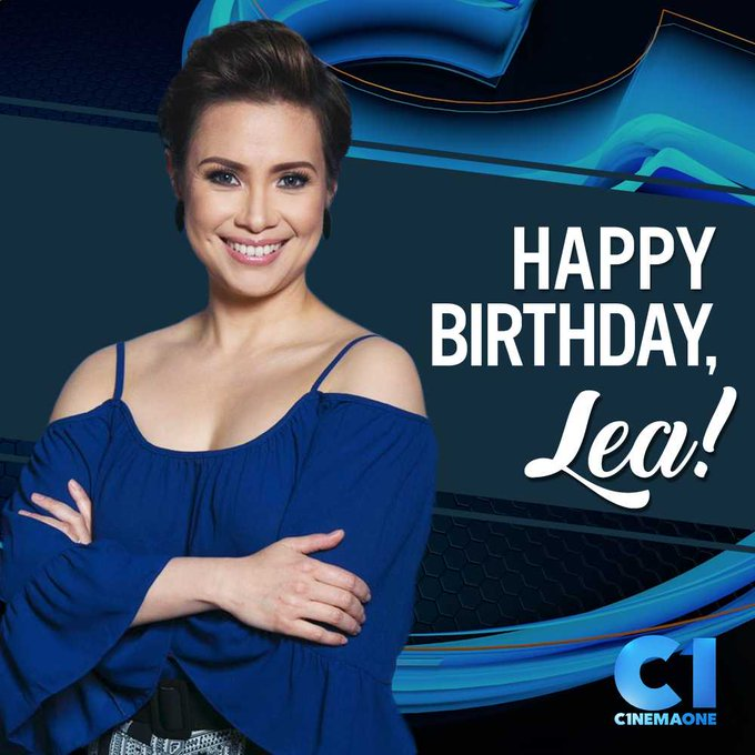 Happy birthday, Ms. Lea Salonga (  From