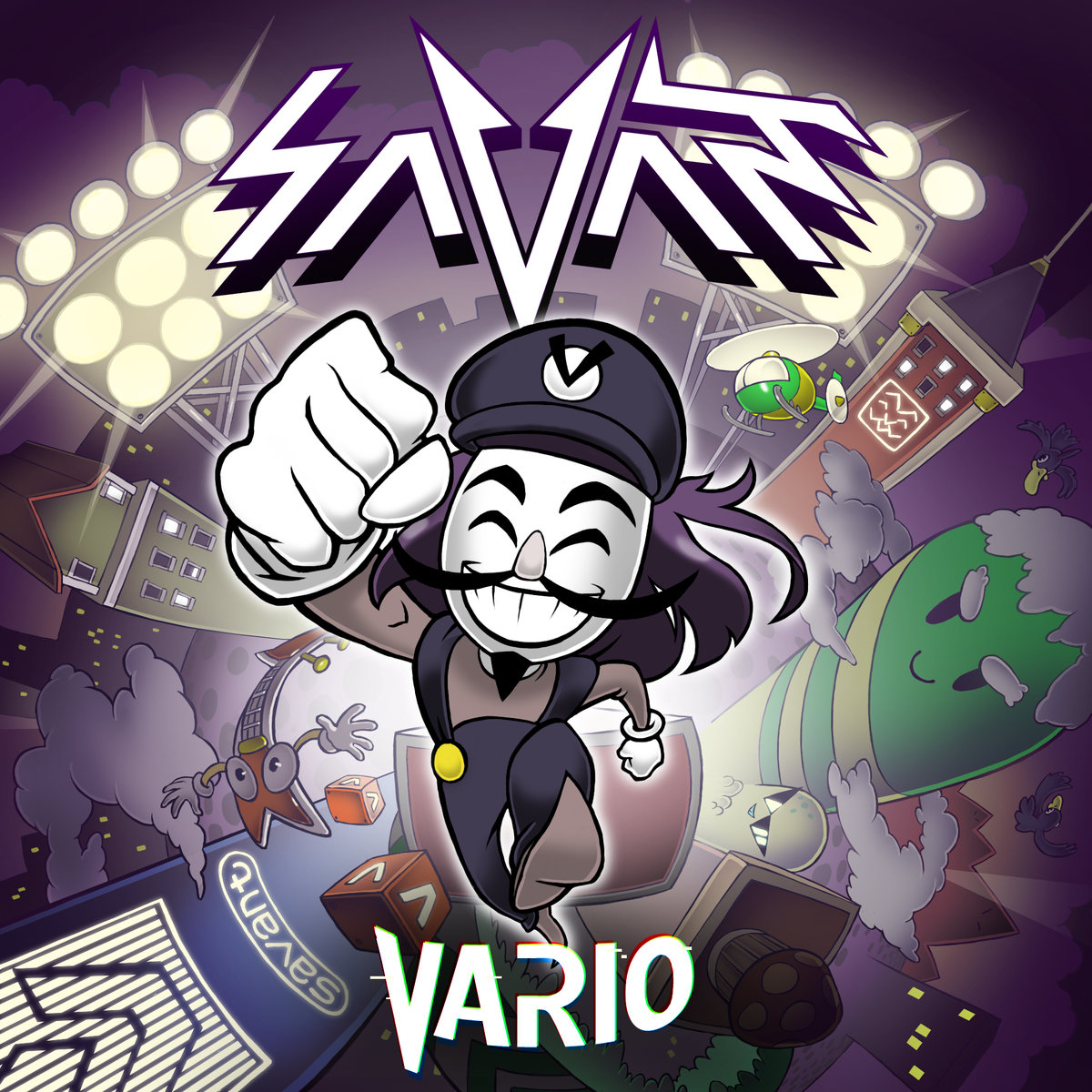 Song of the Day:  Trust Issues - @SavantOfficial  Off of his album Vario.  Savant is one of my favorite producers and my biggest influence. This song goes from this laid back groove and manages to come in a hit you hard with the wubz. pic.twitter.com/dstXyMGN8h