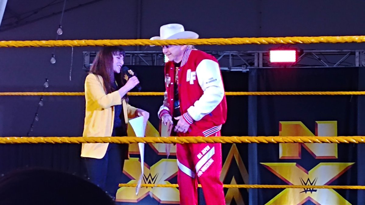WWE NXT Live Event Results From Ocala (2/21): Imperium Headlines, WWE Hall Of Famer Appears, More