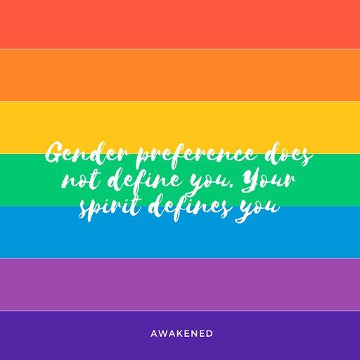 Gay is okay! #morelovelesshate pic.twitter.com/H8gOMiyGyV