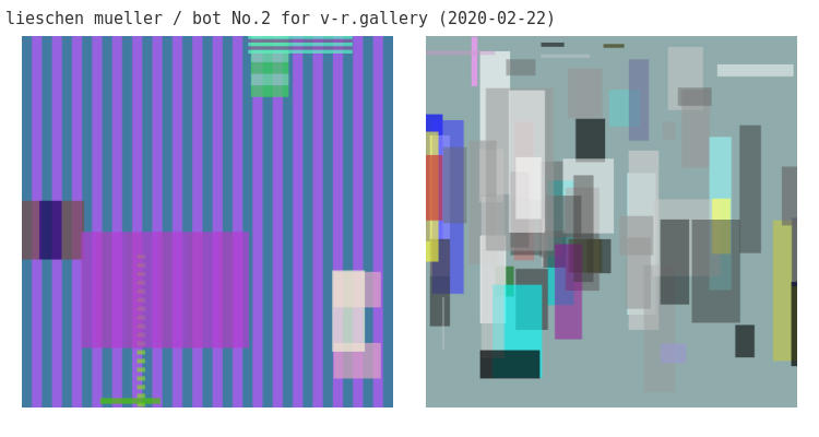 We rearranged @_VR_gallery No.2 for you. Visit http://v-r.gallery/vrg2.html  to watch an exclusively generated animation. For documentation please visit https://lieschen.art pic.twitter.com/bxvfv6O8aP