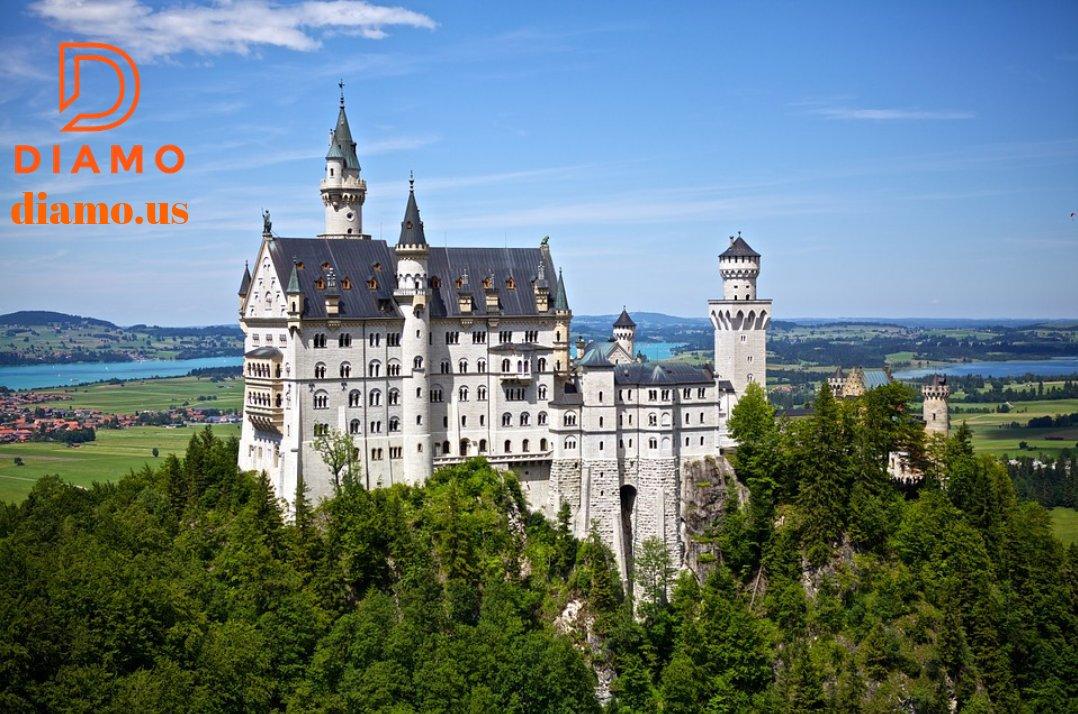 Get the best deals for #flights, #hotels & everything else. Act now   🔔  to get best #deals, #offers on #flight, #travel & #hotel  #cheapflights #holidaytravel #besttraveldeals #Neuschwanstein #Castle #Germany #Landmark #Architecture