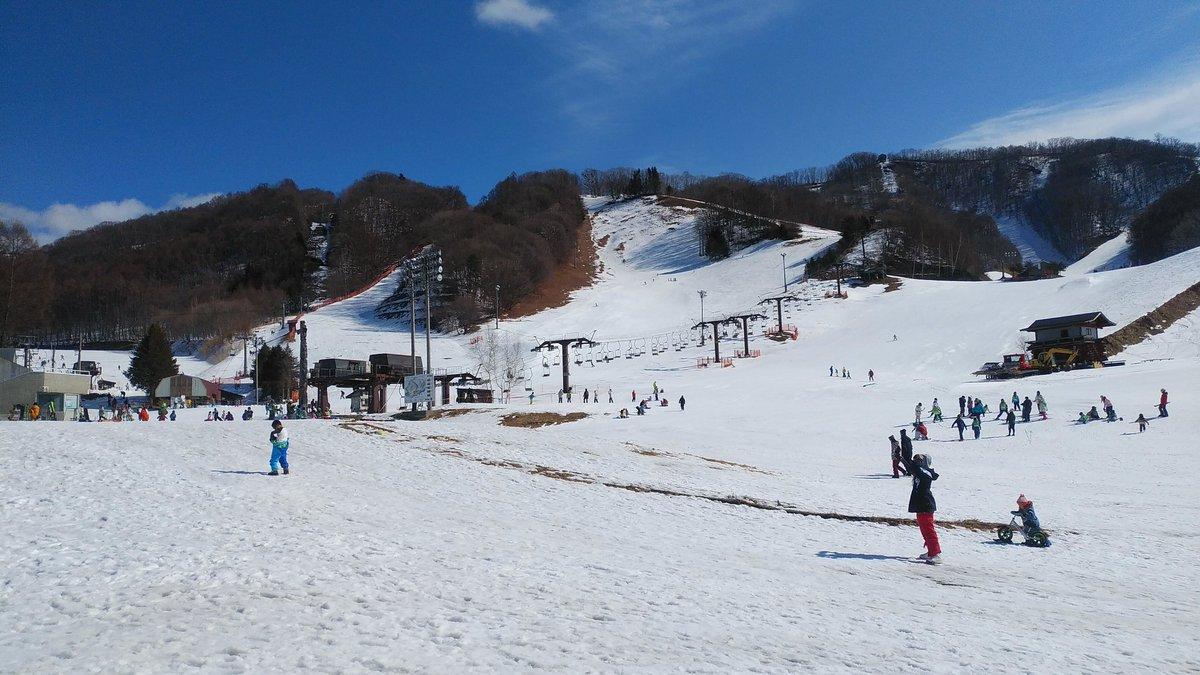 場 スキー 尾瀬 戸倉