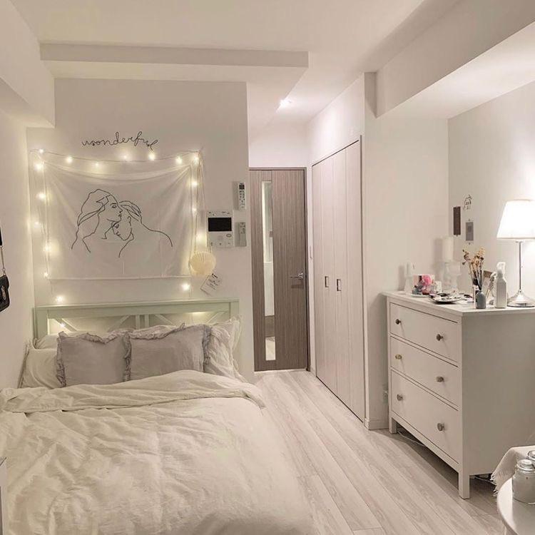 รักในการแต่งห้องคุมโทนสีขาวอุ่นๆแบบนี้จังอยากแต่งตามนะ แต่ก็ทำไม่ได้เลย5555555