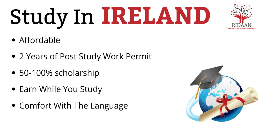 Study In IRELAND Walk - In to Ridaan Overseas Education Consultants - Vadapalani Contact:+91-6374866305 #studyabroad #education #international #abroadstudies  #studyinIreland #educationinireland  #admission #scholarships #ireland #consultant #irelandstudy #studyingabroadpic.twitter.com/E0FfTZnDgP