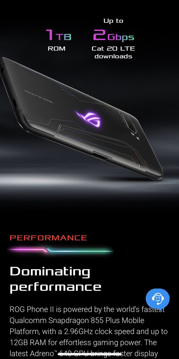 The only android phone I would ever buy is the @ASUS_ROG phone which is packed with enough power to put other android pocket computers (smartphones) to shame from its monstrous dedication to gaming as the RepublicOfGamers name itself states. pic.twitter.com/VudNYATQ1T